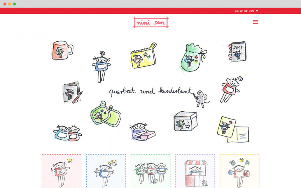 cagefish-webdesign-agentur-berlin-ninisan-startseite