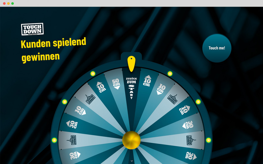 cagefish-webdesign-agentur-berlin-touchdown-startseite